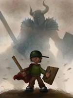 Childhood fantasy by gielczynski