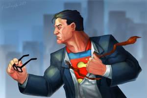 Clark by gielczynski