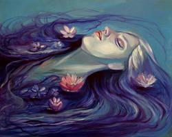 Ophelia by dustfae