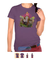 Misty Apple Lee's Spell Women's American T-Shirt by tessieart333