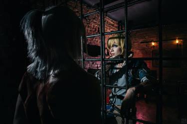 Prisoner by Tegorin