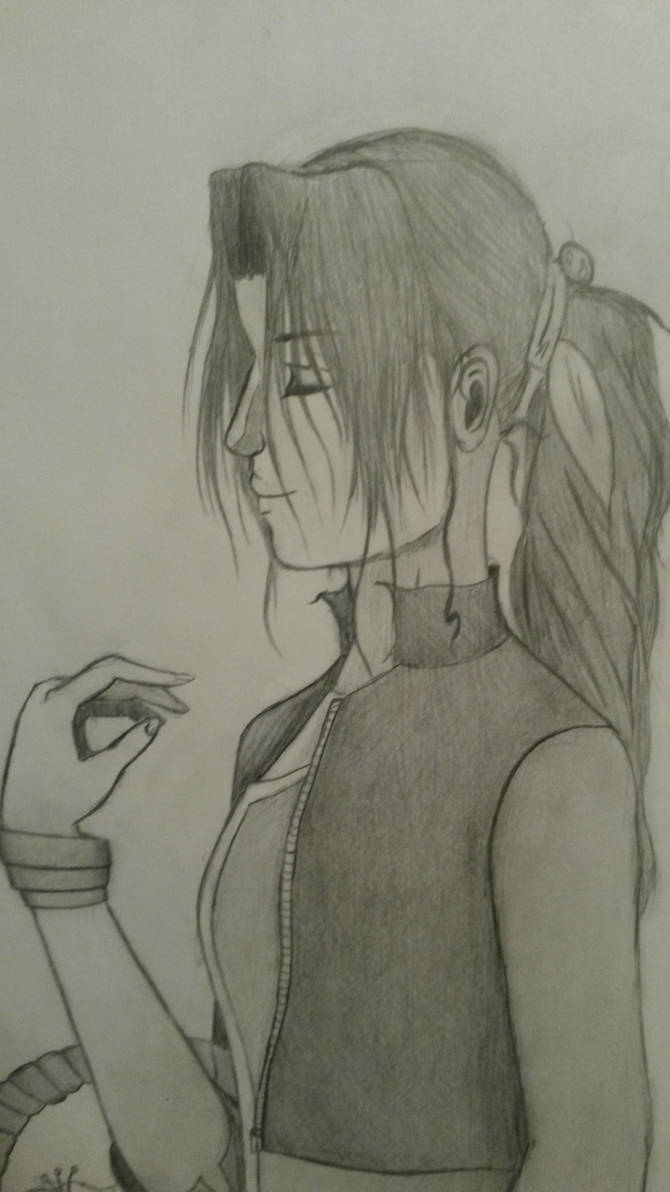 Aerith by FireIgnitus