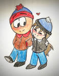 ::AT:: Camila and Stan by Kitshime-SP