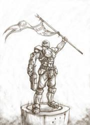 Quake 3 Clan Arena by moorkasaur