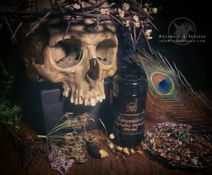 Adramelech Incense by BrokenShell121