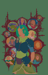 Magic02 Cover Inks H.Tolibao flats by musikalora