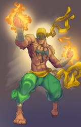 Iron Fist by Mike Bowden by musikalora