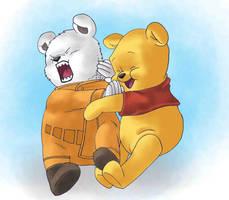 baby Winnie the...Bepo by Donffy