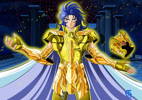 Gemini no Saga full Color by lithiumsaint
