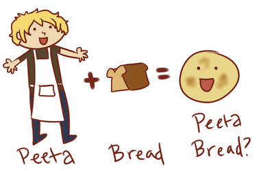 Peeta Bread by cookiekhaleesi