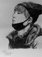 Min Yoongi by YellowHaruka