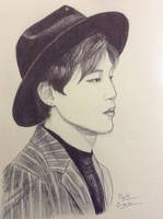 Park Jimin by YellowHaruka