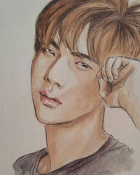 Worldwide Handsome by YellowHaruka