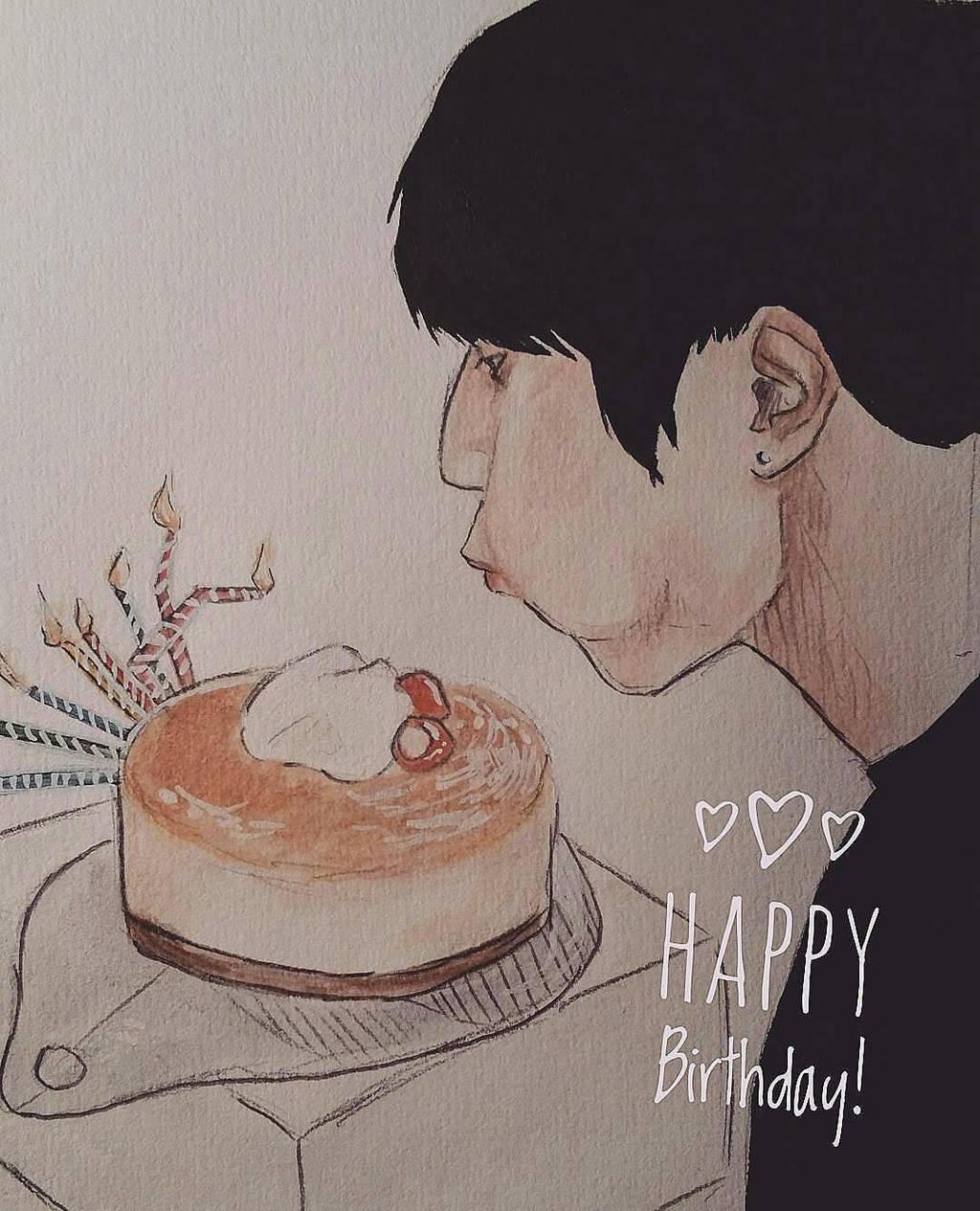 Happy Birthday Prince~  by YellowHaruka