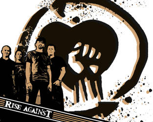 Rise Against wallpaper 1 by itsmekarol