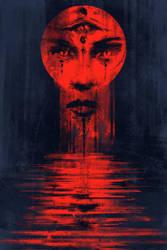 Speedpaint - Lady of the Lake by Damjan-Gjorgievski