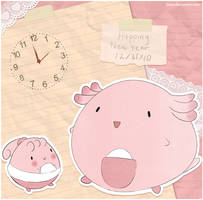 Happiny New Year '11 by Usato