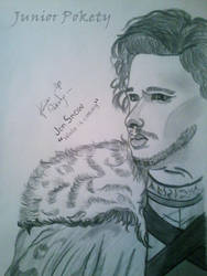 Jon Snow by Juniorpokety