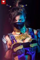 Kitana Mortal Kombat X by ArtisansTheory