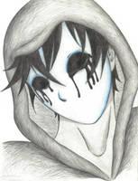Eyeless Jack by Paranoia-chan
