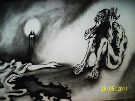A Vampire's Birthday by Indradas