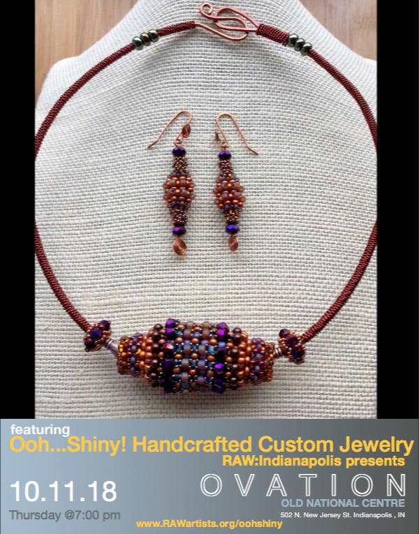 OohShiny! Handcrafted Custom Jewelry by copper9lives