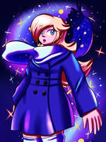 Nothing Kindles Wonder like the Beauty of Stars by Inika-Xeathis