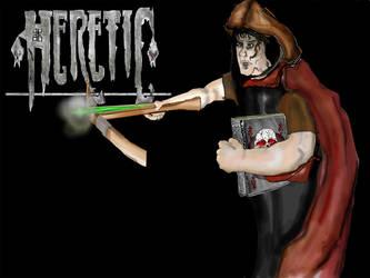 Heretic by Jaganshye