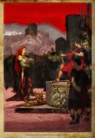 Vercingetorix Surrenders by Jaganshye