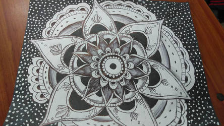 MANDALA by luiisdeviant