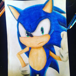 SONIC by luiisdeviant