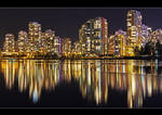 The Colours of Night by Val-Faustino