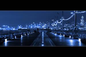 Destination Metropolis by Val-Faustino