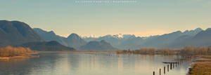 Mountains in Spring by Val-Faustino