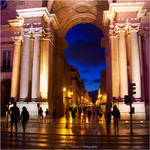Nights in Lisbon by Val-Faustino