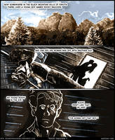 Rocky Raccoon 1 by Wonderwig