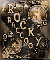 Rocky Raccoon 5 by Wonderwig