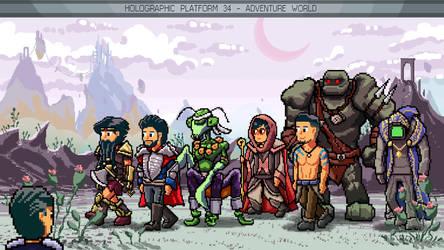 Adventure World by Wonderwig