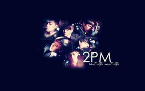 2PM Wallpaper II by CrunchyAngel