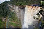 Kaieteur falls by SurinameBlogger