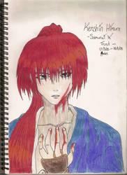 Kenshin by BoggyB12