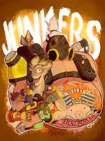 OW: Rowdy Bois by qnerdi