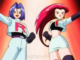 Team Rocket Jessie and James by Sagittarius14