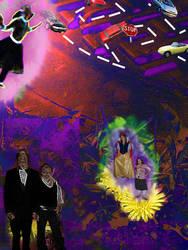 CIA Fairy by akirea