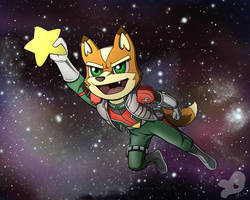 StarFox- Reaching the Stars by WzlLolli