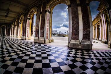 Chateau de Versailles - 50574 by kreativEVOLUTION