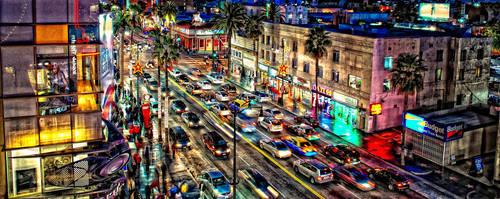 Hollywood Blvd - 51953 by kreativEVOLUTION