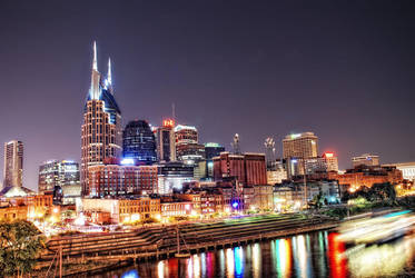 Nashville Nights - 62842 by kreativEVOLUTION