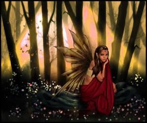 Woodland Treasure by SkyesFantasy
