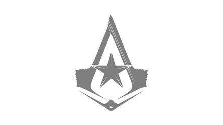 Assassin's Creed Russian insignia White by Inferna-assassin